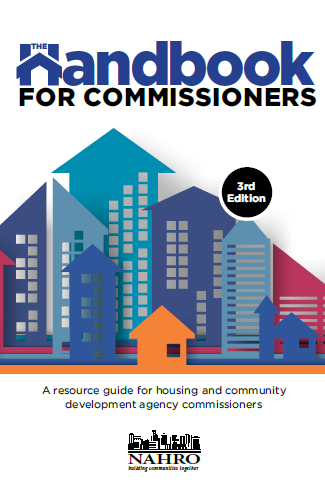 commissioners handbook cover