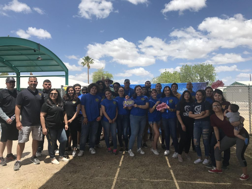 #105-City of Yuma- Shine Mentor Program- Group